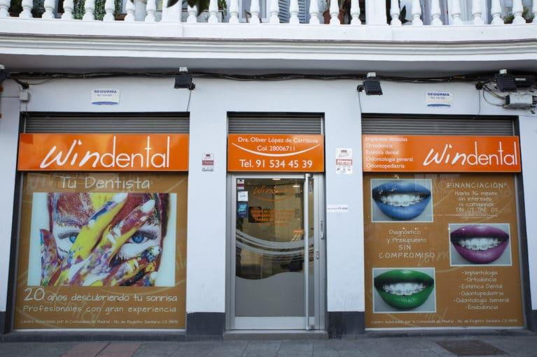 Clinica dental Cuatro Caminos