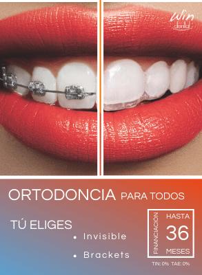 Dentista Madrid Oferta ortodoncia